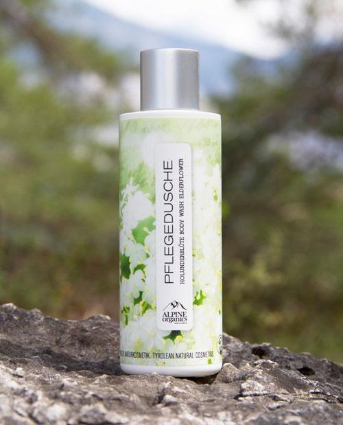 Alpine Organics Pure Green Holunder