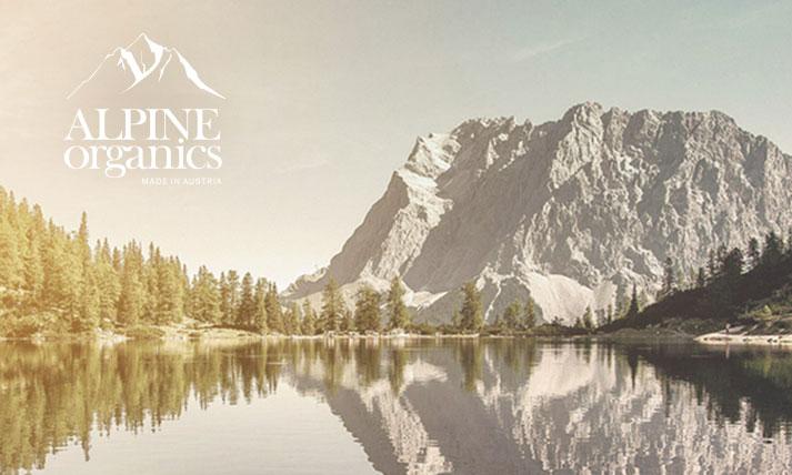 Alpine Organics Naturkosmetik aus den Bergen