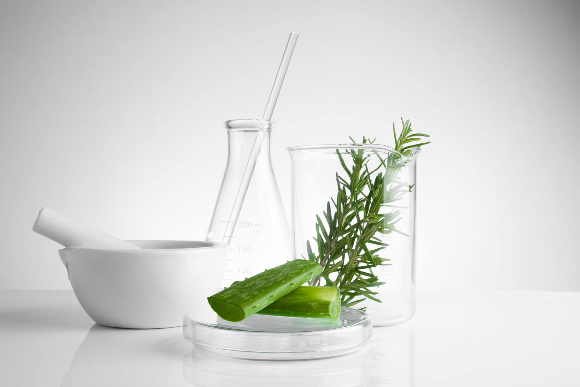 NATURE Pure Green Inhaltsstoffe