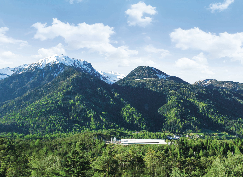 Pure Green Building Gebäude Produktion Zentrale
