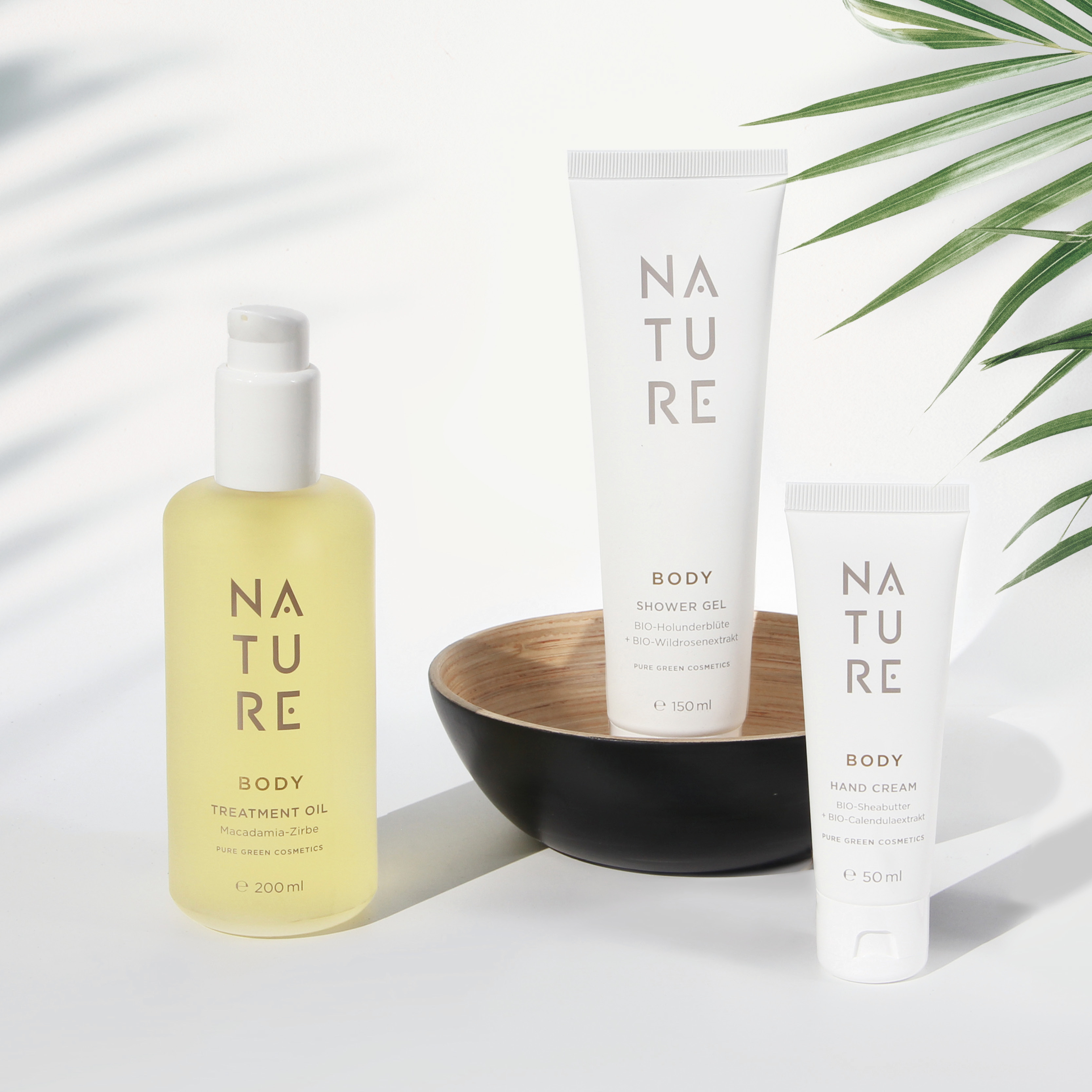NATURE Body Kosmetik Öl