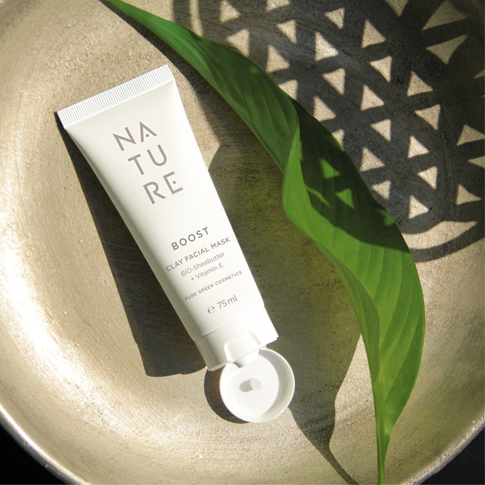 NATURE Boost Kosmetik Wirkstoff hochdosiert
